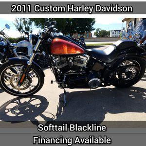 2011 Harley Davidson Blackline for Sale in Austin, TX