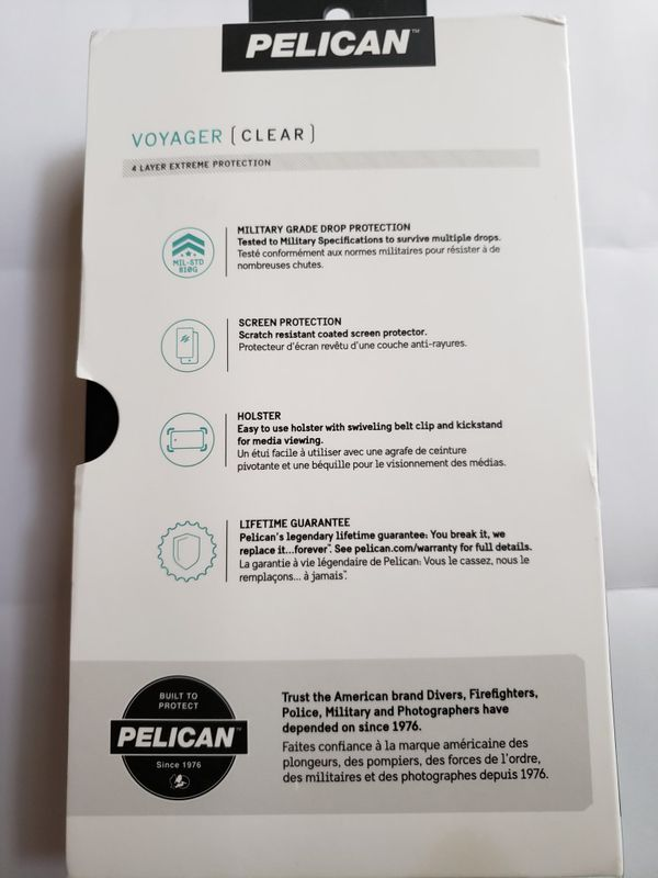 Iphone Xs Max Pelican Voyager Case For Sale In Bloomington In Offerup