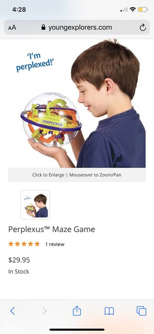 Perplexus™ Maze Game for Sale in Fremont, CA
