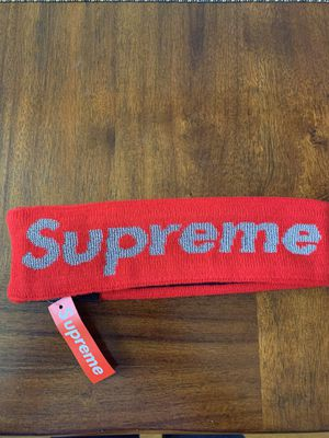 Supreme Headband 100% Authentic FW17 for Sale in Pensacola, FL