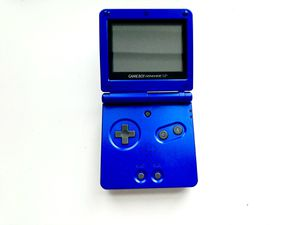 Game Boy Advance SP like new bundle for Sale in Irvine, CA