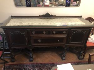 Antique buffet for Sale in Brooklyn, NY