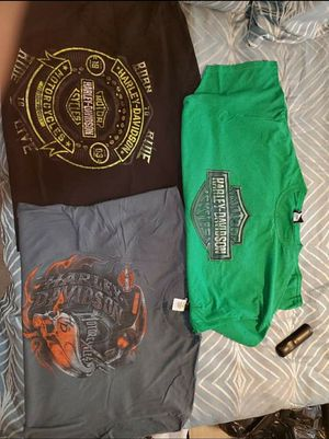 Harley Davidson tshirts for Sale in Fredericksburg, VA