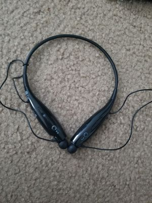LG BLUETOOTH HEADPHONES for Sale in Tampa, FL