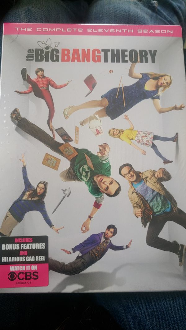 The Big Bang Theory Complete Eleventh Season