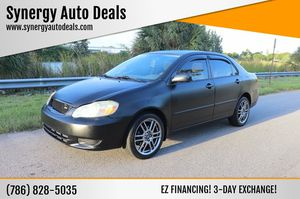 2003 Toyota Corolla for Sale in Fort Lauderdale, FL