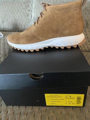 New in box Cole Haan men's waterproof boots size 9 retail $200 for Sale in Montoursville, PA