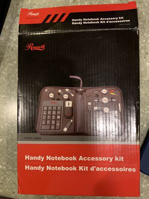 Handy Notebook Accessory kit for Sale in Las Vegas, NV