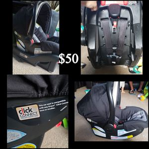 Car Seat And Base for Sale in Houston, TX