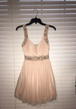 B. Darlin blush pink dress size 5/6 for Sale in Dale City, VA