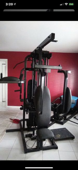 Total Gym equipment for Sale in Fort Pierce, FL