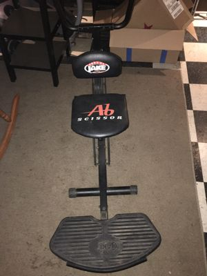 AB Workout Machine Body by Jake for Sale in Santa Ana, CA