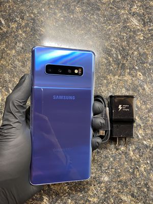 Samsung Galaxy S10 Plus 128GB Factory Unlocked For Any Company✅Price Firm✅ for Sale in Chicago, IL