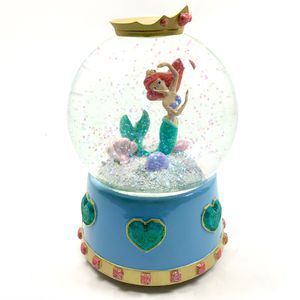 Disney The Little Mermaid Ariel Musical Snow Globe for Sale in Kent, WA