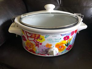 Pioneer woman slow cooker for Sale in San Jose, CA