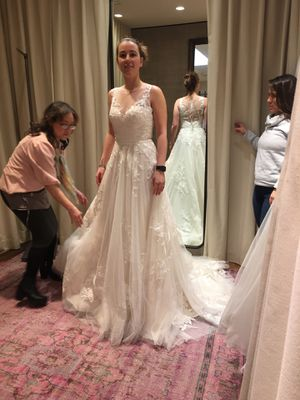 Wedding dress for Sale in Stoneham, MA