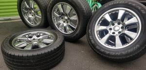 Rims 20 6 lugs for Sale in Long Beach, CA