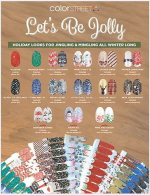 Color street christmas sets! for Sale in Wrightsville, PA