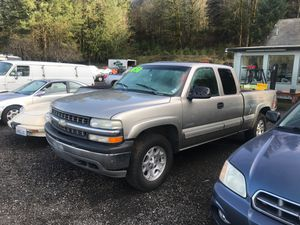 Chevy Silverado 1500 extra cab 4 x 4 four-door automatic 327 Chevy V8 for Sale in Oregon City, OR