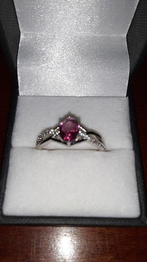 Pink ring for Sale in Clarksville, TN