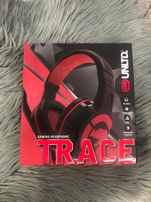 TRACE GAMING HEADSET for Sale in Boca Raton, FL