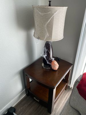 Wood Living Room End Tables (2) for Sale in Fort Lauderdale, FL