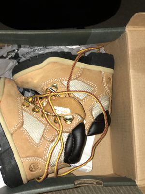 Baby Boy High field boot Timberlands for Sale in Washington, DC