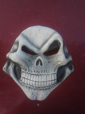 Skeleton mask for Sale in Lakewood, CA