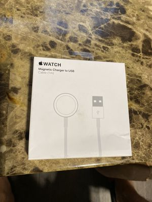 Apple Watch magnetic charger for Sale in Tampa, FL