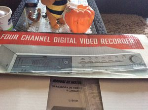 New Lorex four channel digital video recorder for Sale in Tacoma, WA