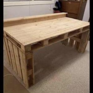 Pallet Desk $199, Chair $199 for Sale in Atlanta, GA