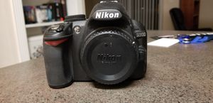 Nikon D3100 with lenses for Sale in Ashburn, VA
