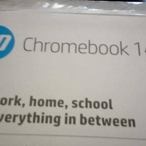 """HP 14"""" Chromebook Touchscreen Laptop for Sale in Norman, OK"""