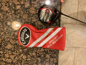 """Callaway Great Big Bertha """"10.5' with Stiff Shaft"""" for Sale in Orlando, FL"""