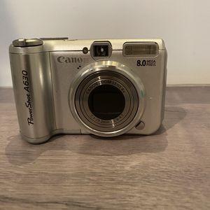 Canon A 630 Photo camera for Sale in Vancouver, WA