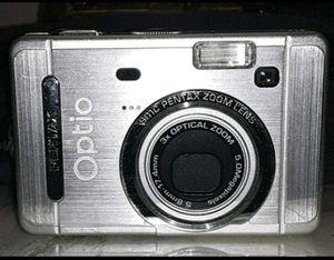 OPTIO DIGITAL CAMERA w/case and all accessories for Sale in Mesa, AZ