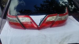 TOYOTA CAMRY TAILLIGHTS (oem Toyota parts) for Sale in Fort Lauderdale, FL