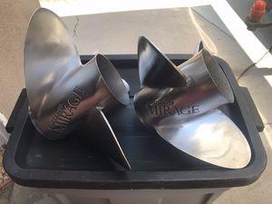 Quicksilver Mirage Propellers for Sale in Oak Glen, CA