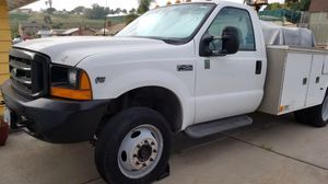 2000 Ford F450 6.8L V10 Work Truck 4x4 for Sale in San Diego, CA