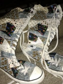 Converse Knee Hi Shoes for Sale in Riverdale,  GA