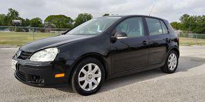 2009 VOLKSWAGEN GOLF S HATCHBACK 4D $4000 for Sale in San Antonio, TX