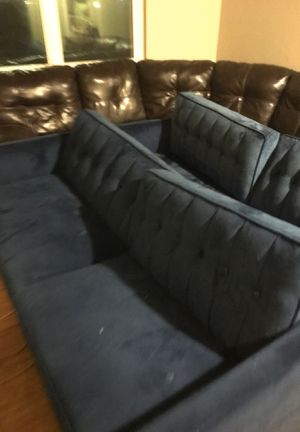 Two futons and a couch for Sale in Cleves, OH