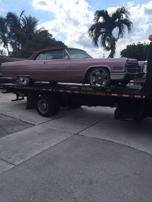 1966 Cadillac convertible for Sale in Tampa, FL