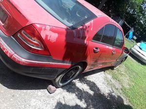 Mercedes c320 part out for Sale in San Antonio, TX