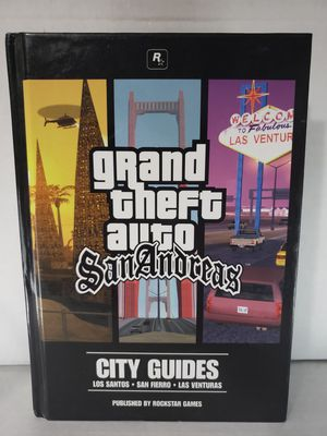 GTA San San Andreas and Vice City for PC for Sale in Branford, CT