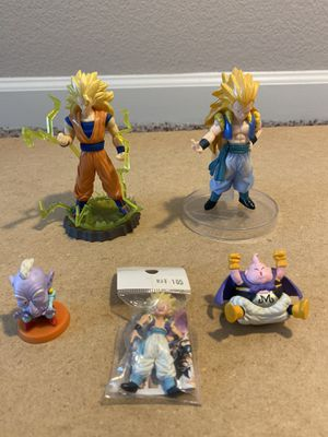 Dragon ball Z collectibles for Sale in Euless, TX