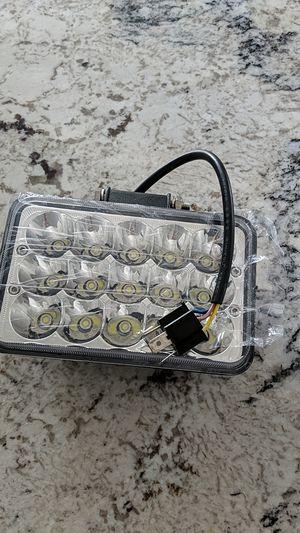7x6 universal Jeep cherokee LED headlight for Sale in Kirkland, WA