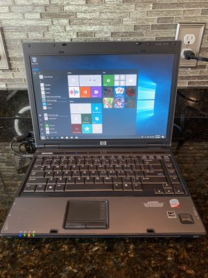 """14"""" HP Compaq 6510b Laptop with Windows 10 and Microsoft office. for Sale in Orlando, FL"""