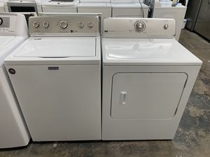 Maytag Washer And Dryer Set for Sale in The Colony, TX