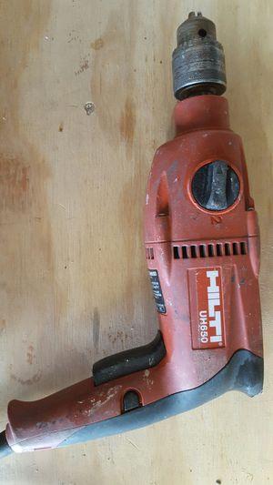 Hilti uh 650 hammer drill for Sale in New Lenox, IL